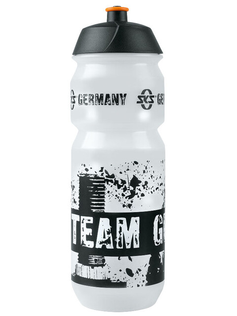 SKS Team Germany - Bidón - 750ml transparente